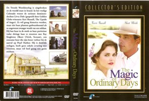 Cover: DVD The Magic of Ordinary Days
